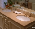 Jerusalem Antique Gold vanity top
