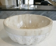 Travertine Bowl