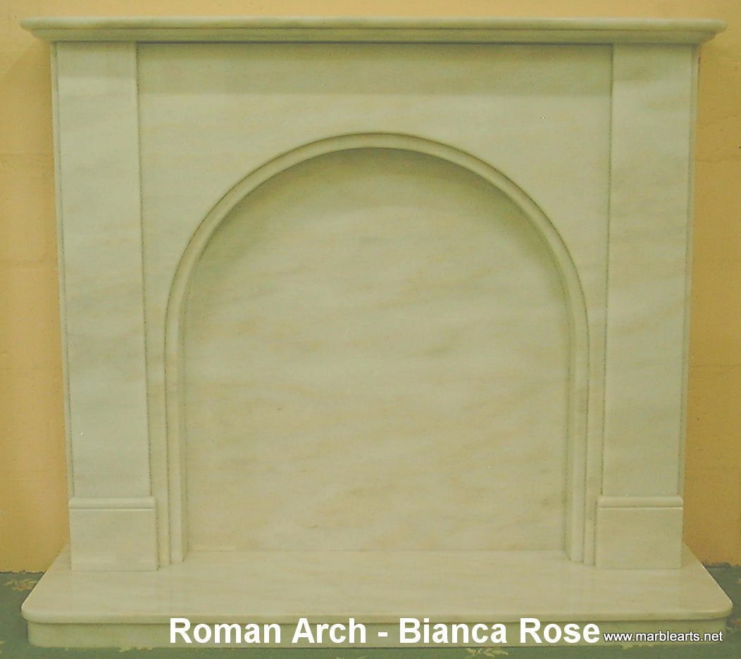 Marble Arts Fireplace