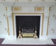 special commissioned fireplace