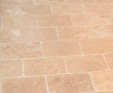 Ottoman travertine unfilled