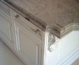Granite Island with belgravia edge moulding