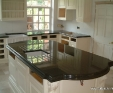 Impala Granite worktops with Belgravia Edge