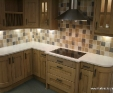 Caesar Blizzard engineered stone worktop