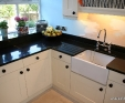 New Tijuca Black granite kitchen