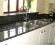Impala granite kitchen worktops