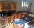 granite kitchen worktop in Black Marinace