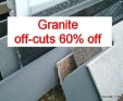 Granite remnants or off-cuts