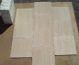 Travertine Classico vein cut