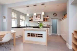 Design Award Winning Kitchen with granite worktop