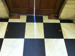 Marble Floor refurbishment